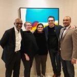 Shift Lab team standing with Trevor Phillips