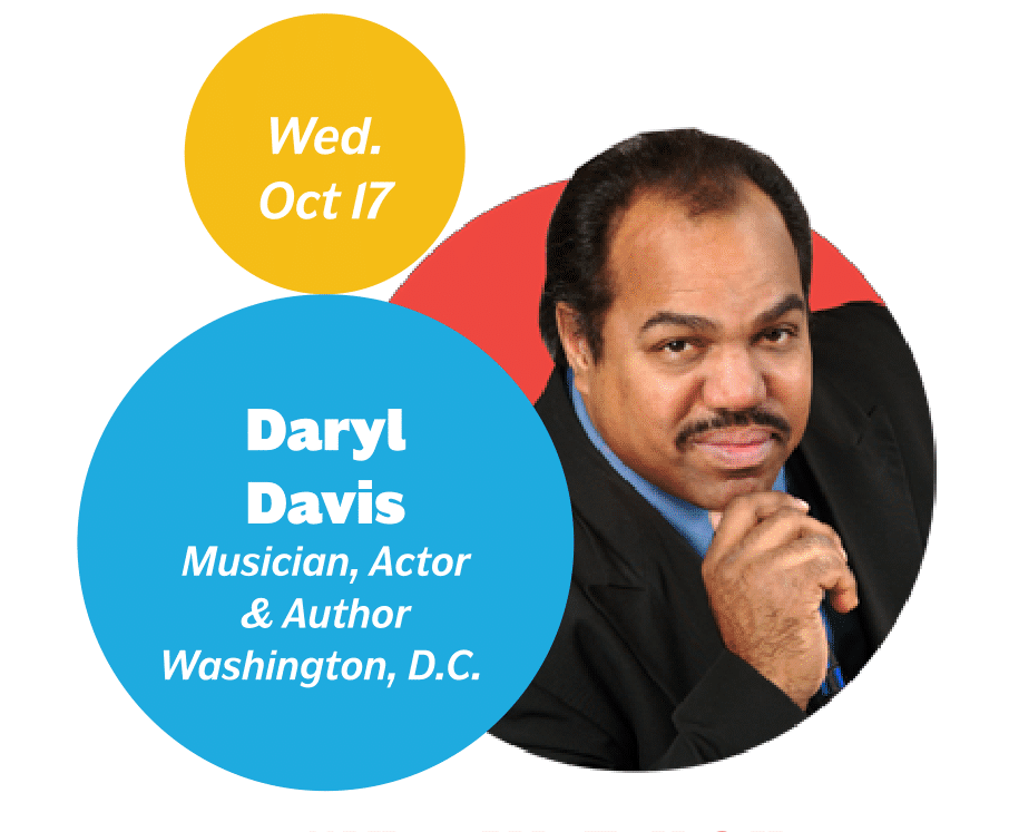 Video of Daryl Davis