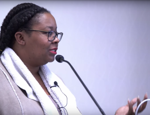 Video of Antionette D. Carroll – International Speakers Series