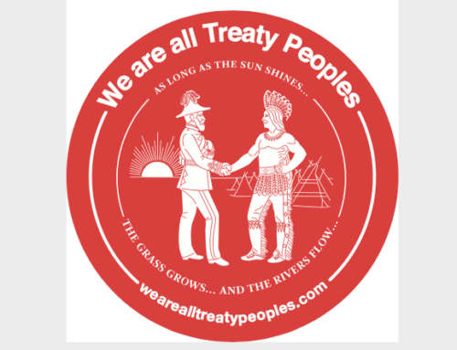 Shift Lab 2.0 Prototype: We Are All Treaty People